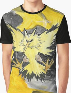 zapdos Graphic T-Shirt