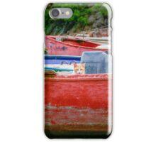Cat on Boat iPhone Case/Skin