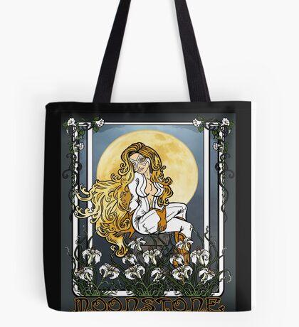 Moonstone Nouveau Tote Bag