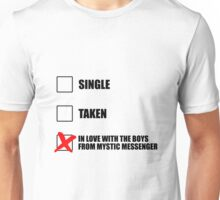 Mystic Messenger Unisex T-Shirt