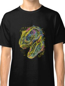 Kids Draw T-Rex Classic T-Shirt