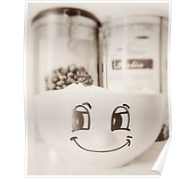 Sugar Smile with Coffee IV Poster