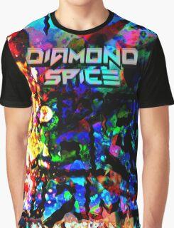 Diamond Destruction Graphic T-Shirt