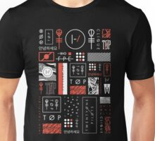 Icons For Teenagers Unisex T-Shirt