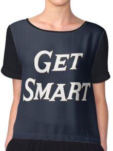 Get Smart Chiffon Top