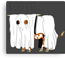 """""""Boovo"""" LIMITED TIME ONLY Canvas Print"""