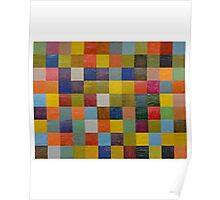 Collage Color Poster