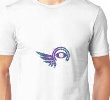 Elyrian Identity Check Logo - Bark Unisex T-Shirt