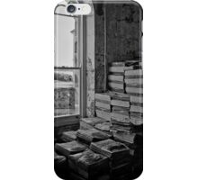 Too many papers to read... iPhone Case/Skin