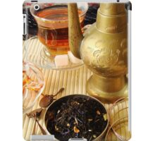 Arabian Tea Set iPad Case/Skin