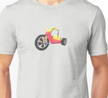 Big Wheel Of Dots Unisex T-Shirt
