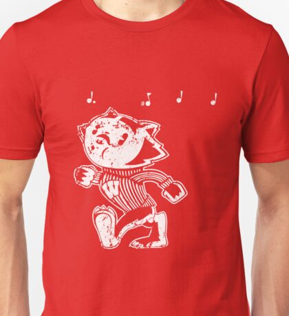 Whistlin Bucky | Wisconsin Badgers Unisex T-Shirt