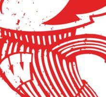Whistlin Bucky | Wisconsin Badgers Sticker