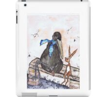 THE HARE & THE CROW iPad Case/Skin