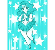 Chibi Sailor Neptune Photographic Print