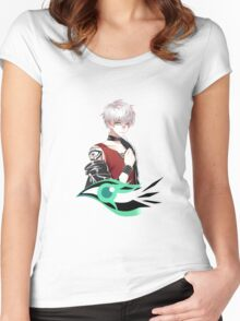 Saeran Choi / Unknown | Mystic Messenger Women's Fitted Scoop T-Shirt