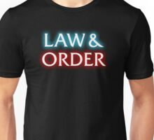 Law & Order Unisex T-Shirt