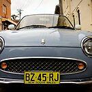 Nissan Figaro by kutayk