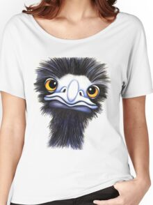 Watch the Birdie - Meet Eddie (586 views) Women's Relaxed Fit T-Shirt