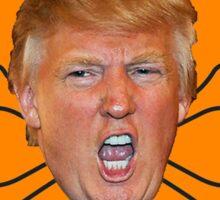 DANGER - Caution POISON Trump Sticker Sticker
