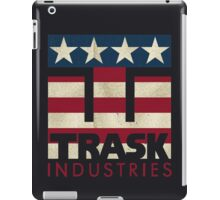 Trask Industries - Vintage Flag iPad Case/Skin