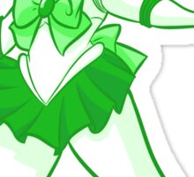 Chibi Sailor Jupiter v2 Sticker