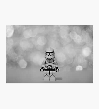 The Trooper Photographic Print