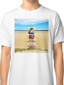 Travellers Eyes III Classic T-Shirt