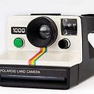 Polaroid 1000 Land Camera by kutayk