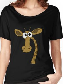 Giraffe   Women's Relaxed Fit T-Shirt