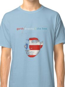 Garth Brooks The Hits Classic T-Shirt