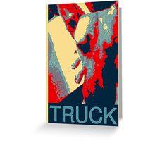 Truck 2016 Greeting Card