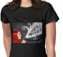 ARCANA Womens Fitted T-Shirt