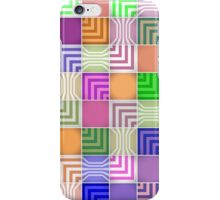 Draw the Line iPhone Case/Skin
