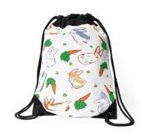 Bunny Riot Drawstring Bag