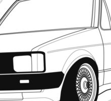 VW Caddy  Sticker