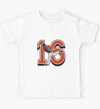 16 - Kid K (original) Kids Tee