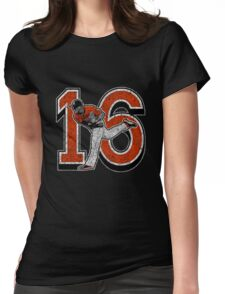 16 - Kid K (vintage) Womens Fitted T-Shirt