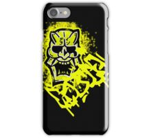 Gold Kabuki with Graff iPhone Case/Skin