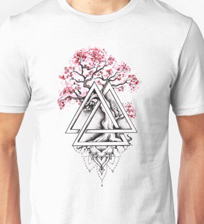 Bonsai triforce Unisex T-Shirt