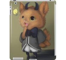 Fein the Villain Feline iPad Case/Skin