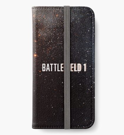 Battlefield 1 iPhone Wallet/Case/Skin