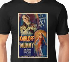 The Mummy. Unisex T-Shirt