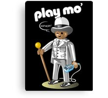 Play mo hip hop Canvas Print