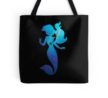 Under The Sea - Black  Tote Bag