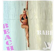 Laree Parker 'Beach Babe'  Poster