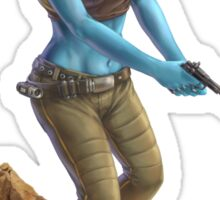 Aayla Secura Sticker