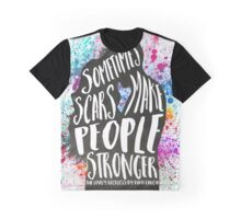 The Lovely Reckless - Scars Graphic T-Shirt