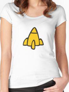 Rocket Power - Reggie Women's Fitted Scoop T-Shirt