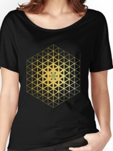 Cube Women's Relaxed Fit T-Shirt